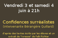 Confidences surrealistes